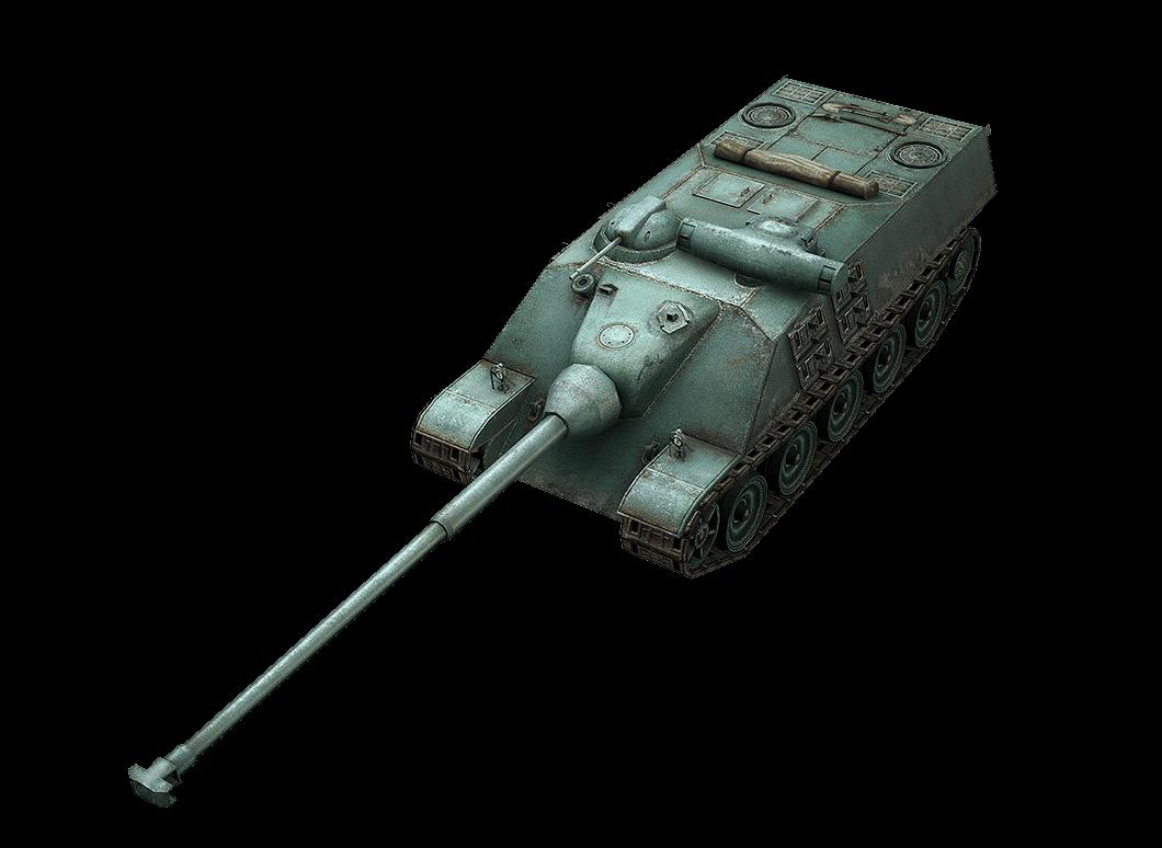 AMX 50 Foch в World of Tanks Blitz