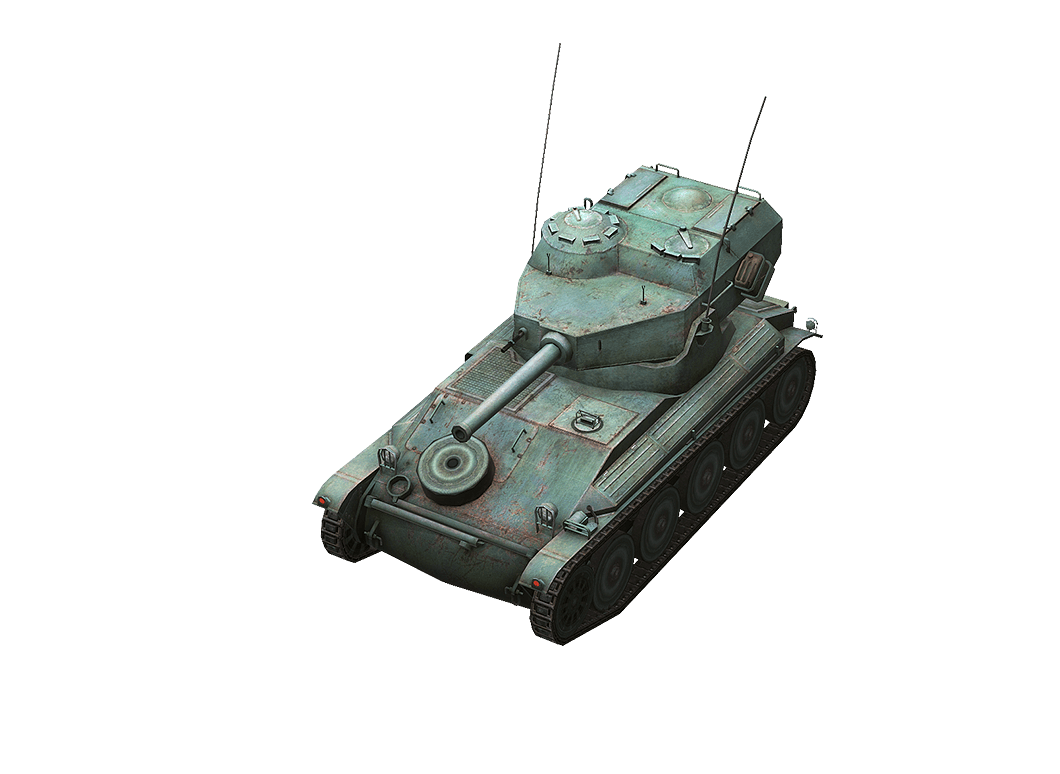 AMX 12 t в World of Tanks Blitz