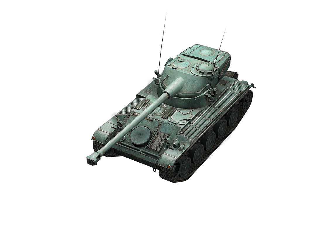 AMX 13 90 в World of Tanks Blitz