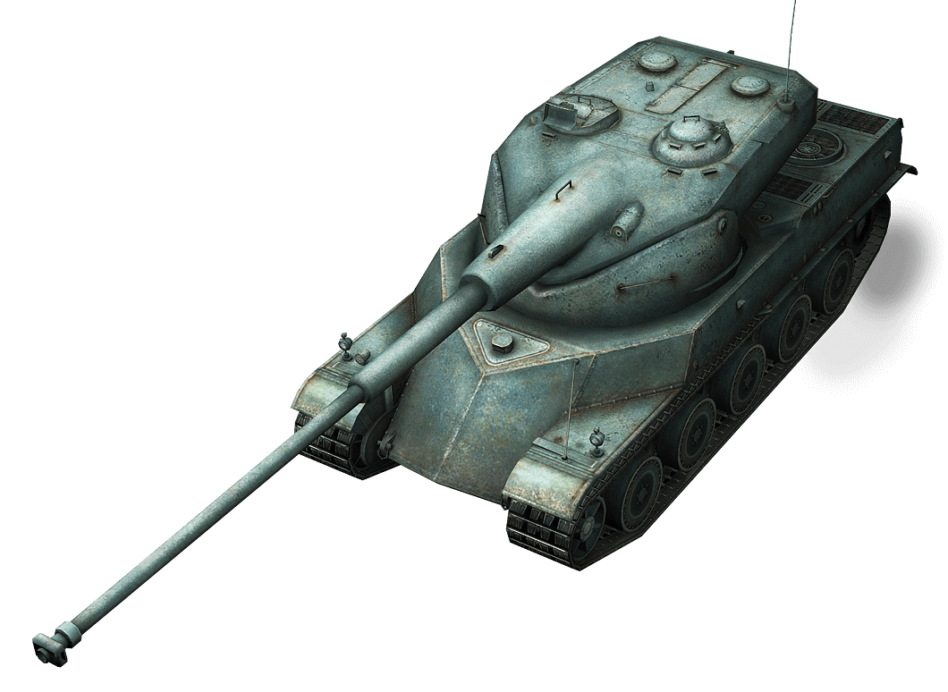AMX 50 120 в World of Tanks Blitz