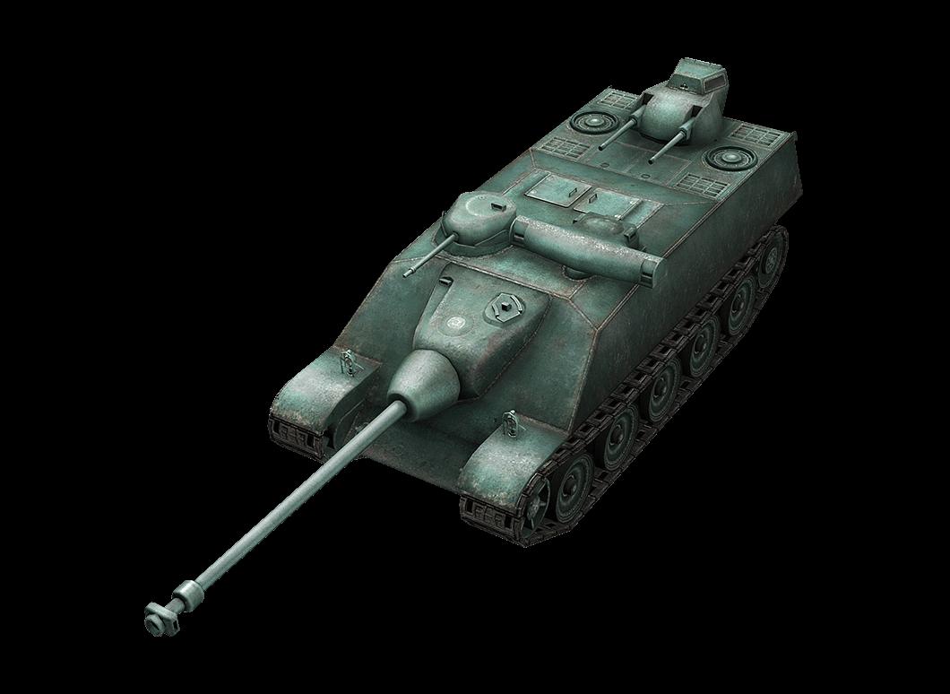 AMX AC mle. 48 в World of Tanks Blitz