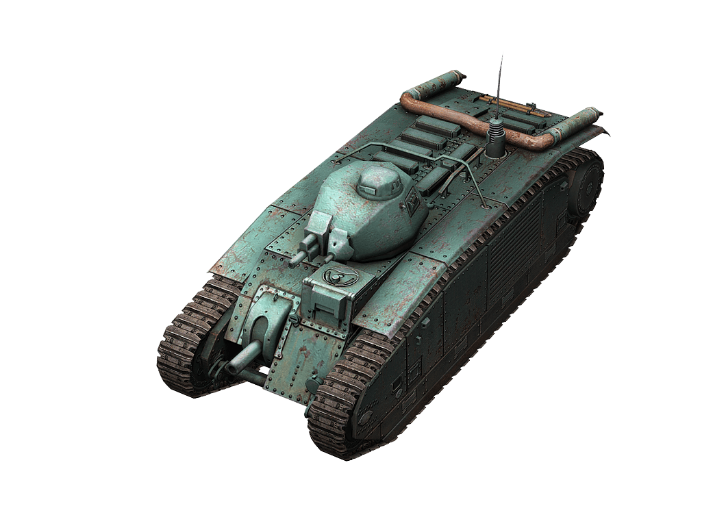 B1 в World of Tanks Blitz