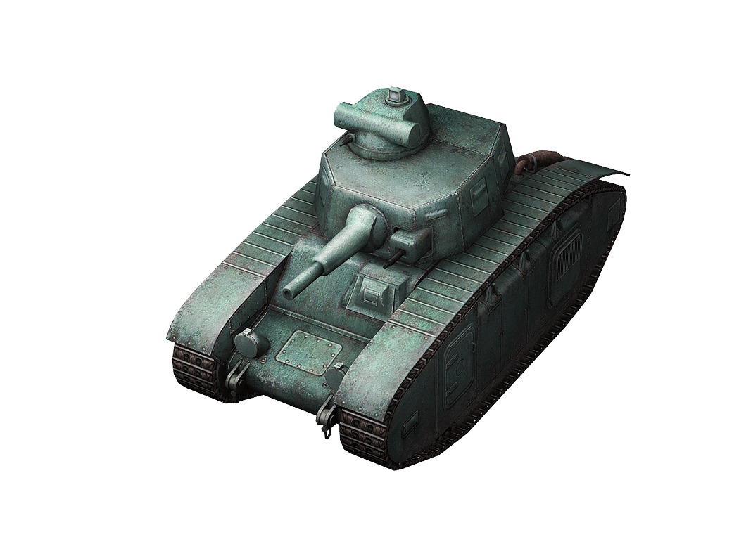 BDR G1 B в World of Tanks Blitz