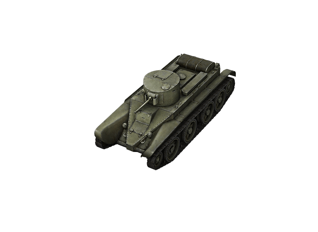BT-2 в World of Tanks Blitz