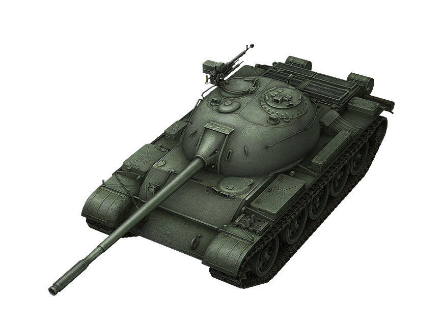 Type 59 в World of Tanks Blitz