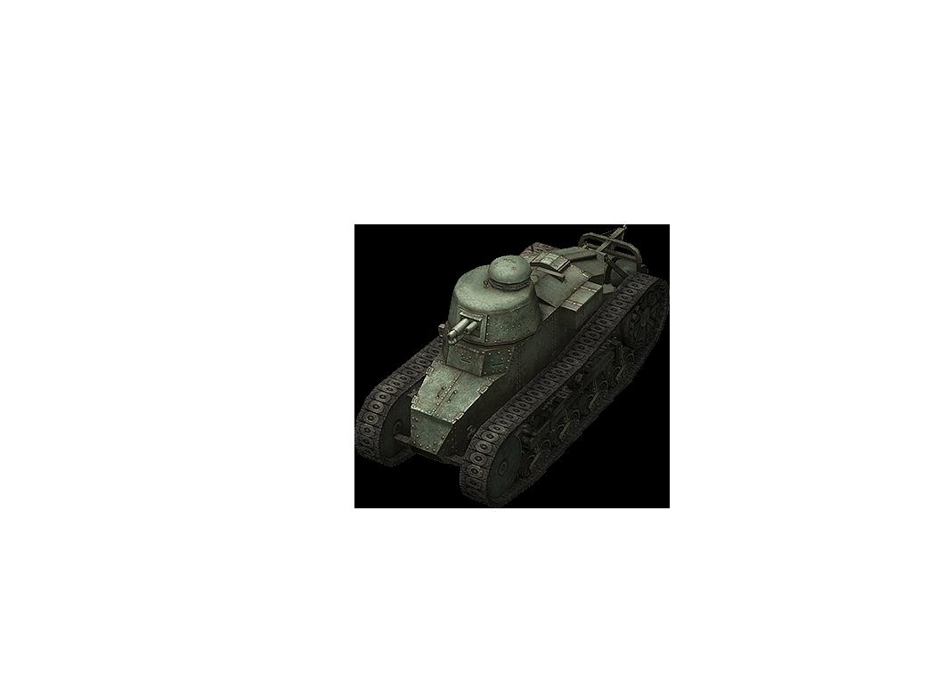 Renault NC-31 в World of Tanks Blitz