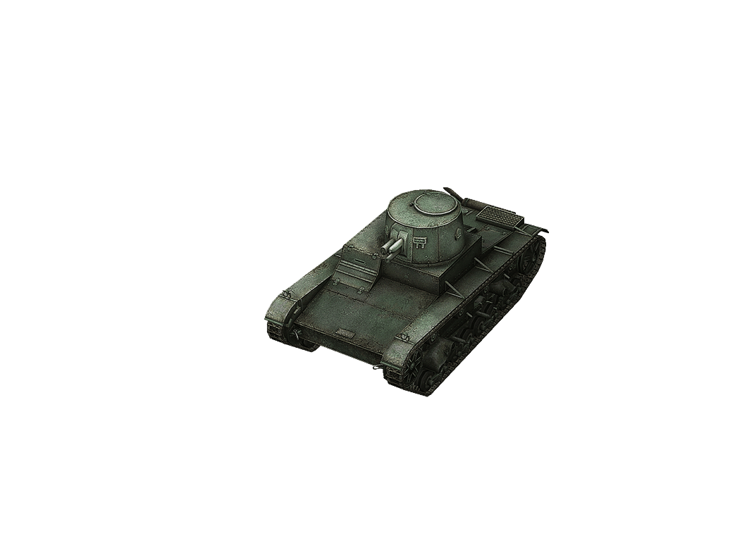 Vickers Mk. E Type B в World of Tanks Blitz