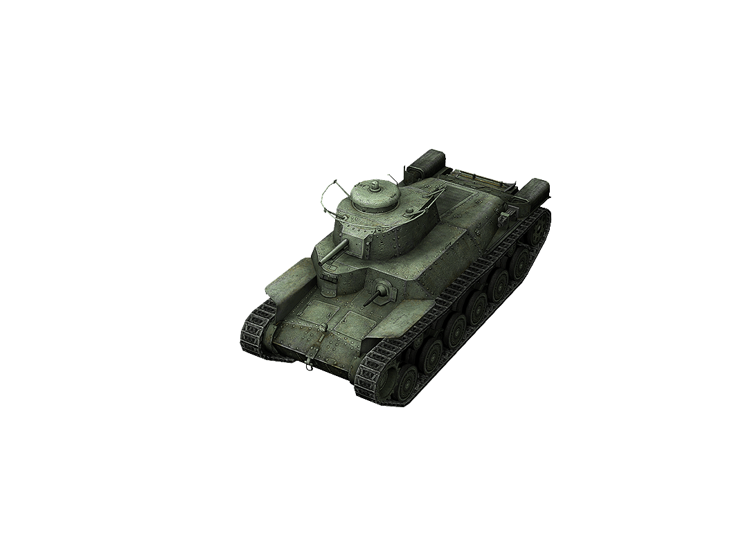 Type 2597 Chi-Ha в World of Tanks Blitz