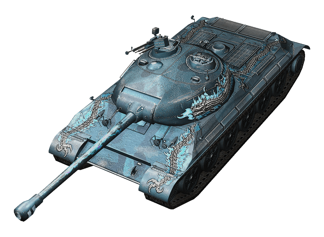 112 Glacial в World of Tanks Blitz