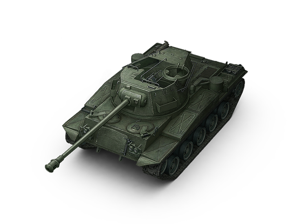 Type 64 в World of Tanks Blitz