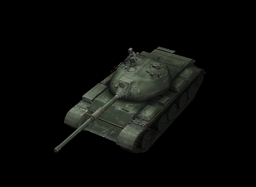 121B в World of Tanks Blitz