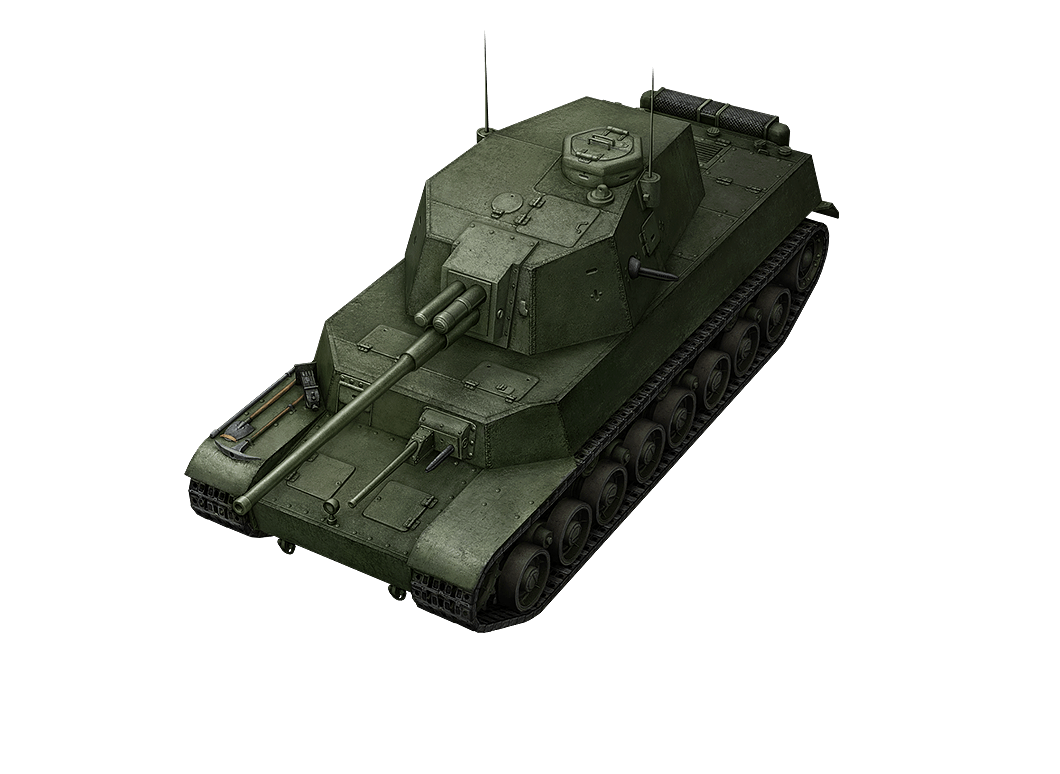 Type 5 Chi-Ri в World of Tanks Blitz