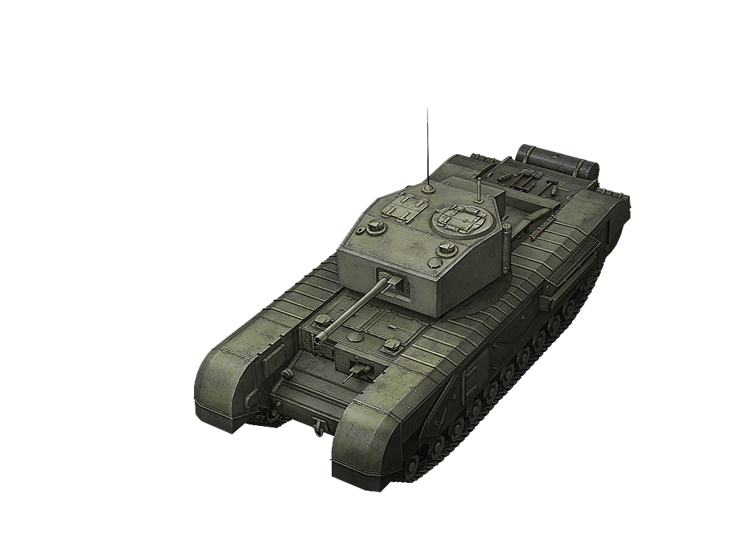 Churchill III в World of Tanks Blitz