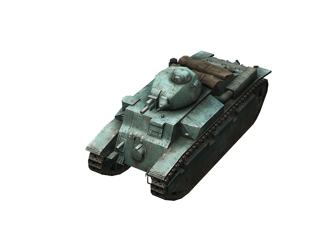 D2 в World of Tanks Blitz
