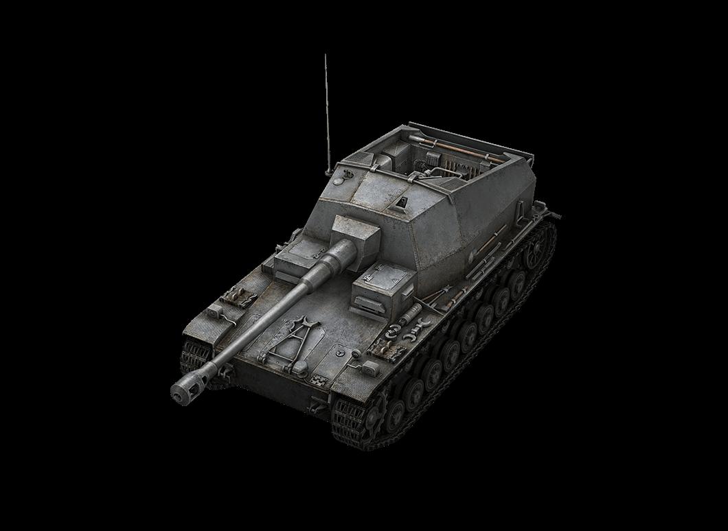 Dicker Max в World of Tanks Blitz