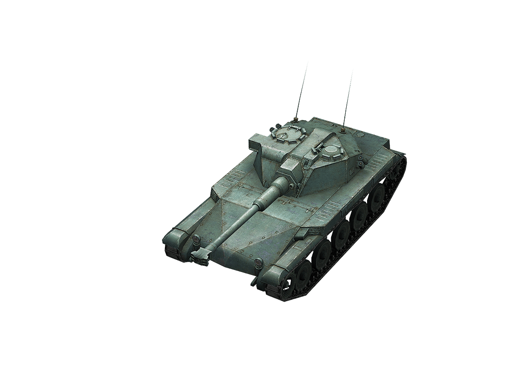 AMX ELC bis в World of Tanks Blitz