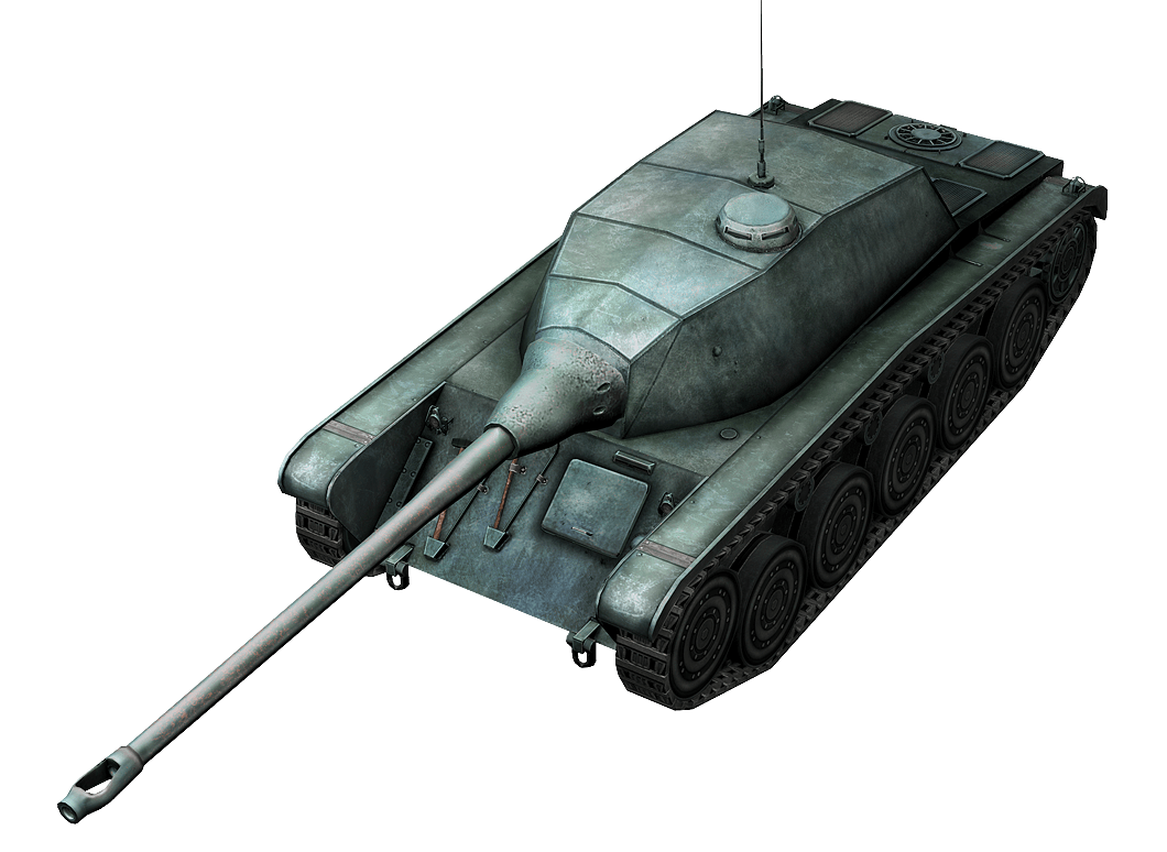 AMX Chasseur de chars в World of Tanks Blitz