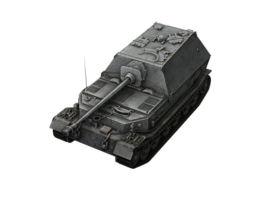 Ferdinand в World of Tanks Blitz