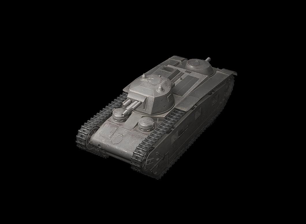 Großtraktor - Krupp в World of Tanks Blitz
