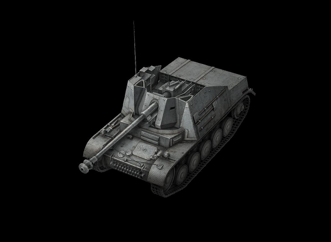 Marder II в World of Tanks Blitz