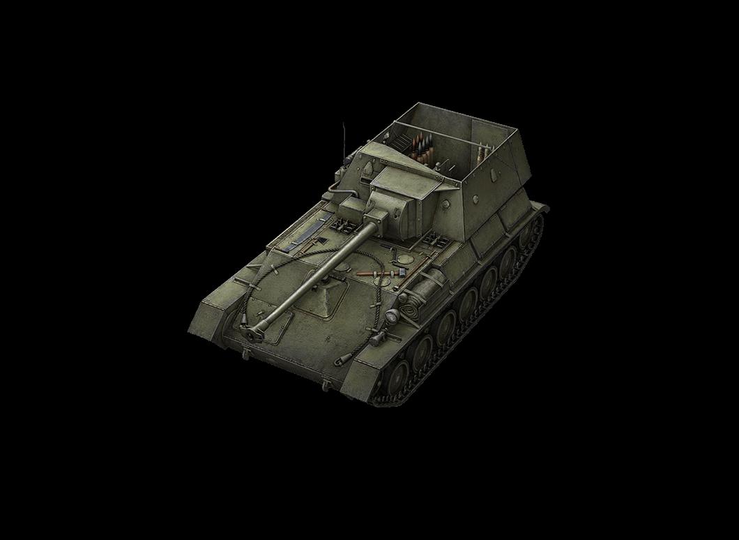 SU-85B в World of Tanks Blitz
