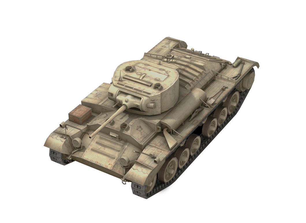 Valentine в World of Tanks Blitz