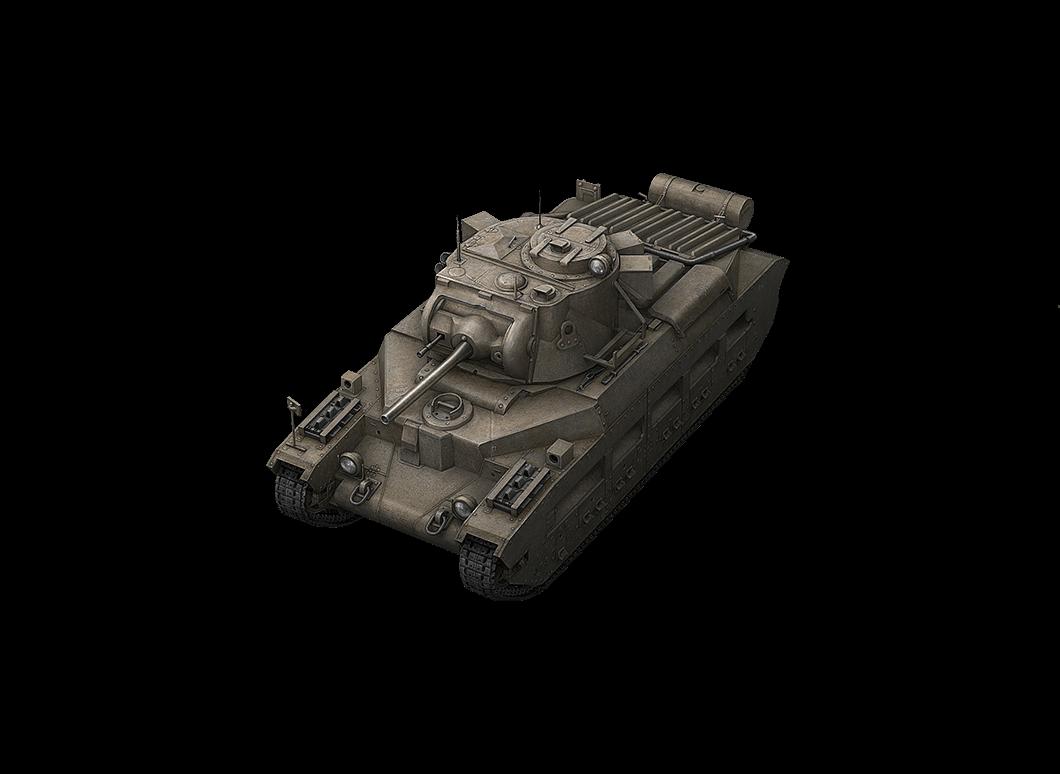 Matilda в World of Tanks Blitz