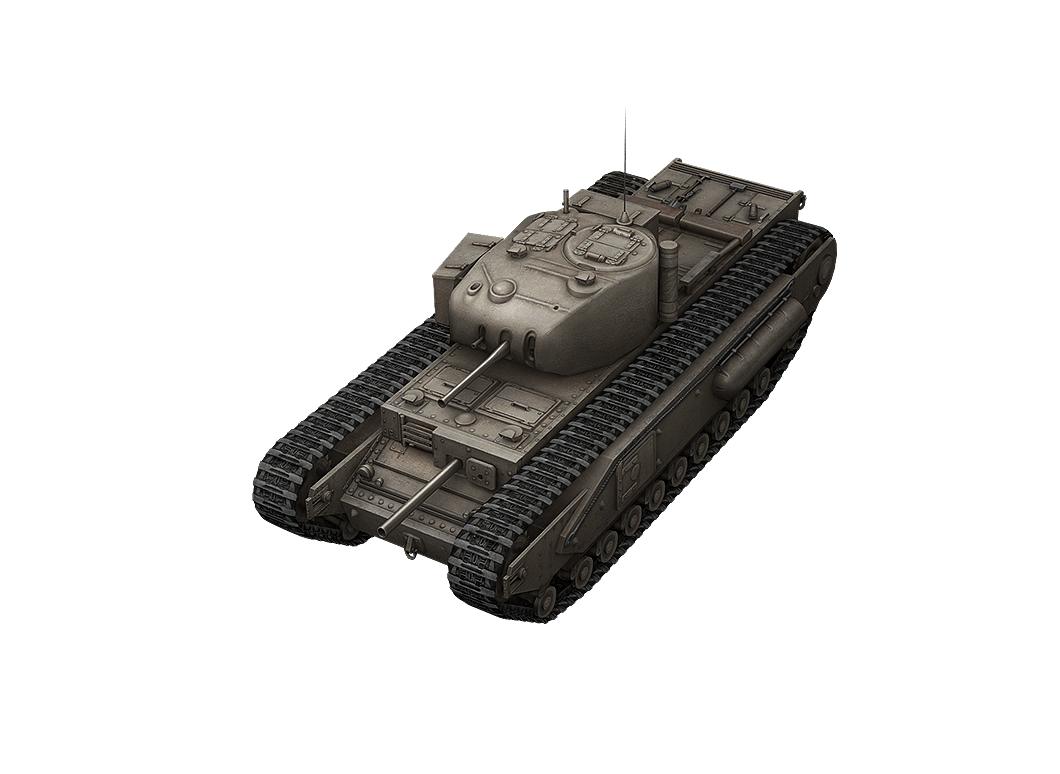 Churchill I в World of Tanks Blitz