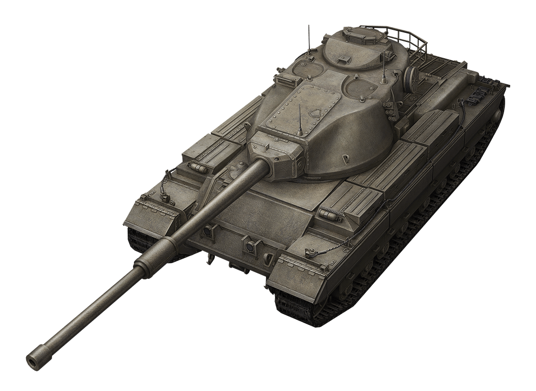 Conqueror в World of Tanks Blitz