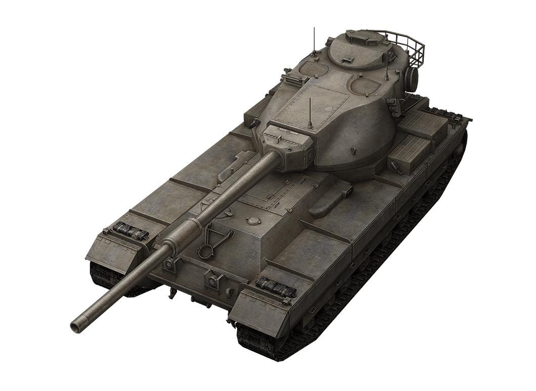 FV215b в World of Tanks Blitz