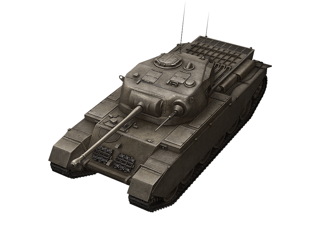 Centurion Mk. I в World of Tanks Blitz