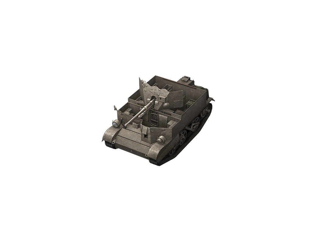 Universal Carrier 2-pdr в World of Tanks Blitz