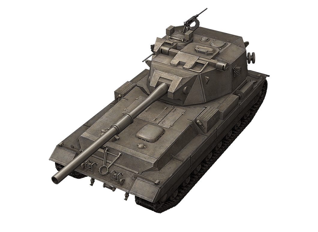 FV215b (183) в World of Tanks Blitz