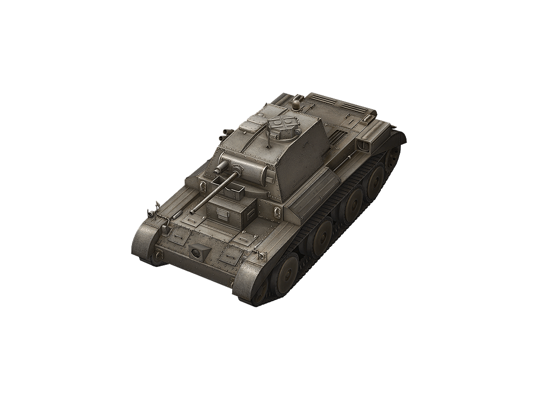 Cruiser Mk. III в World of Tanks Blitz