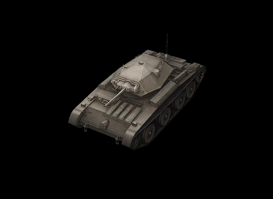 Covenanter в World of Tanks Blitz