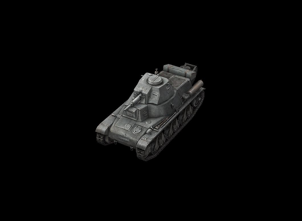 Pz.Kpfw. 38H 735 (f) в World of Tanks Blitz