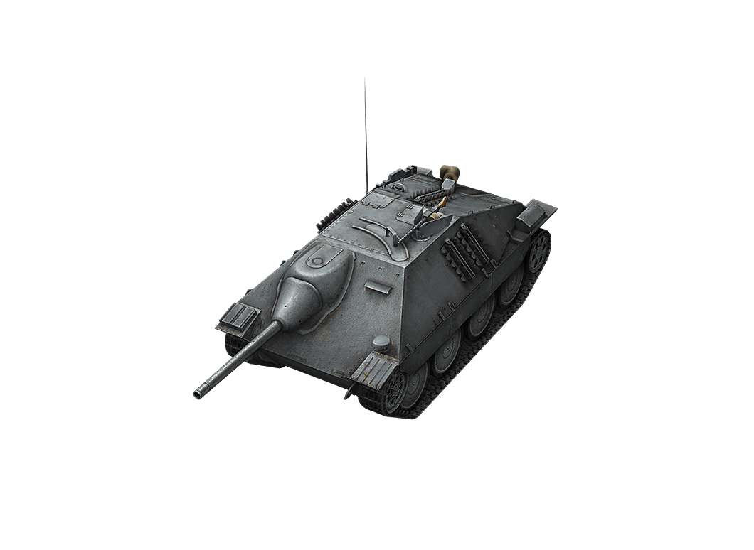 Hetzer в World of Tanks Blitz