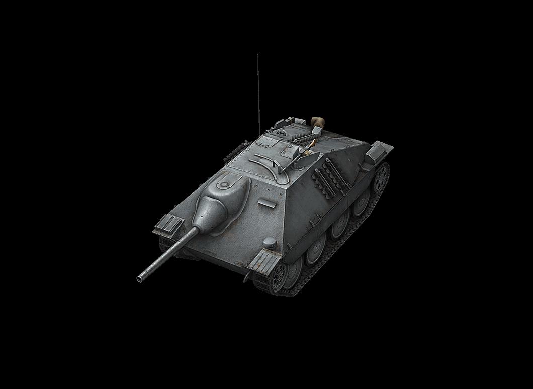 Hetzer в World of Tanks Blitz