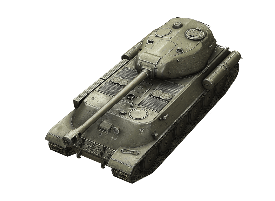 IS-2Sh в World of Tanks Blitz