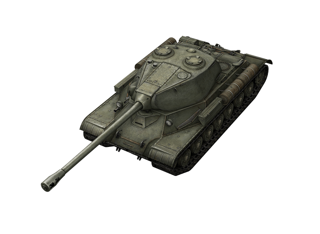 IS-4 в World of Tanks Blitz