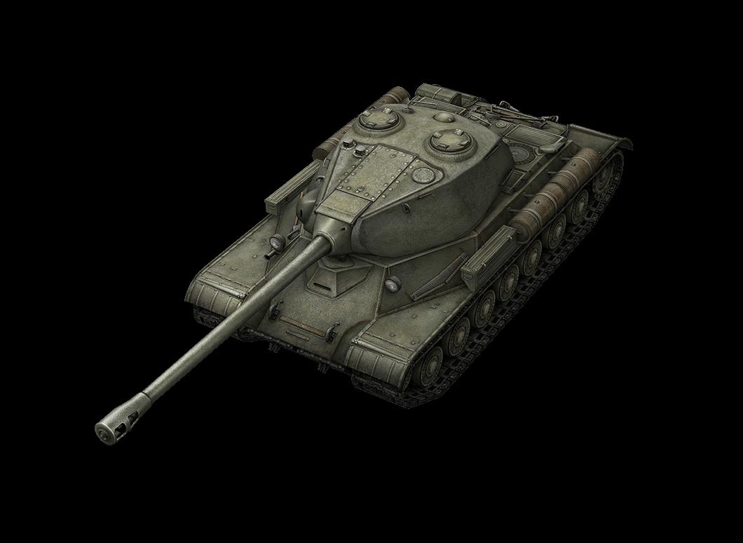 IS-4 в World of Tanks Blitz