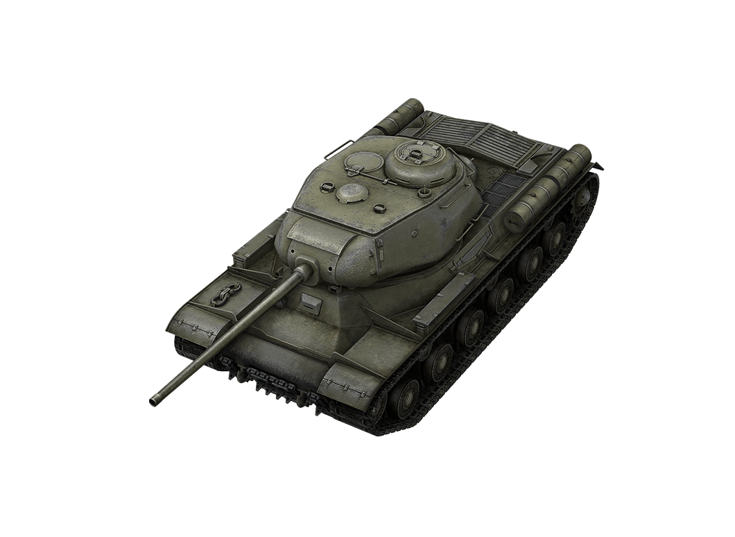 IS в World of Tanks Blitz