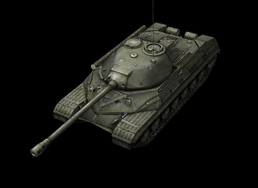 IS-8 в World of Tanks Blitz