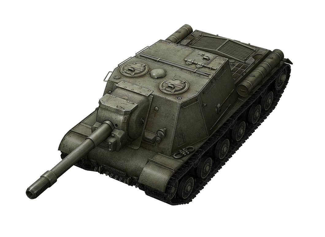ISU-152 в World of Tanks Blitz