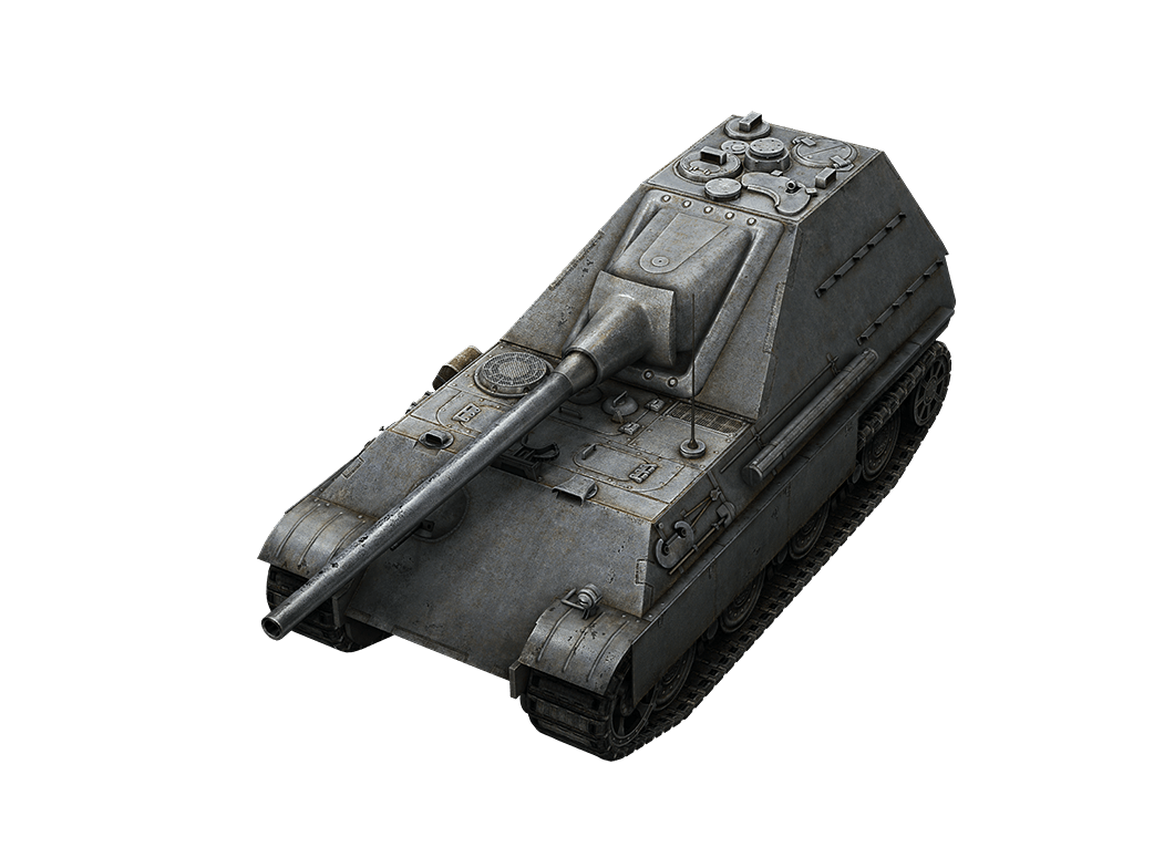 Jagdpanther II в World of Tanks Blitz
