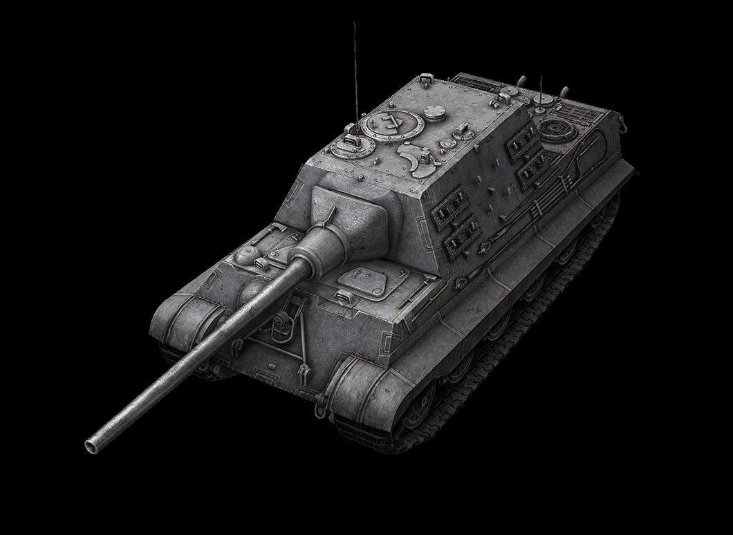 Jagdtiger в World of Tanks Blitz