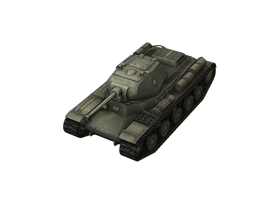 KV-13 в World of Tanks Blitz