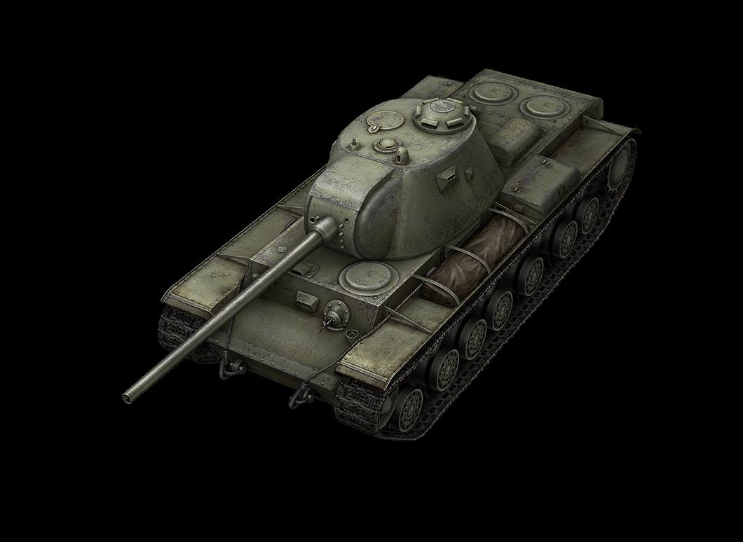KV-3 в World of Tanks Blitz