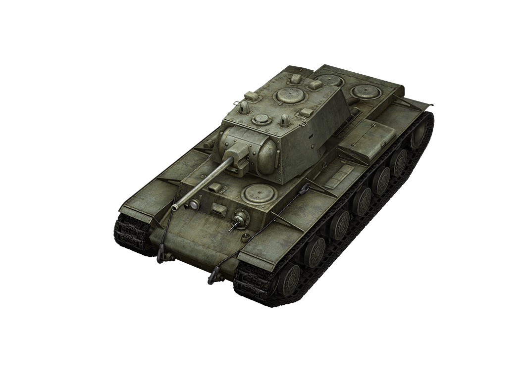 KV-1 в World of Tanks Blitz