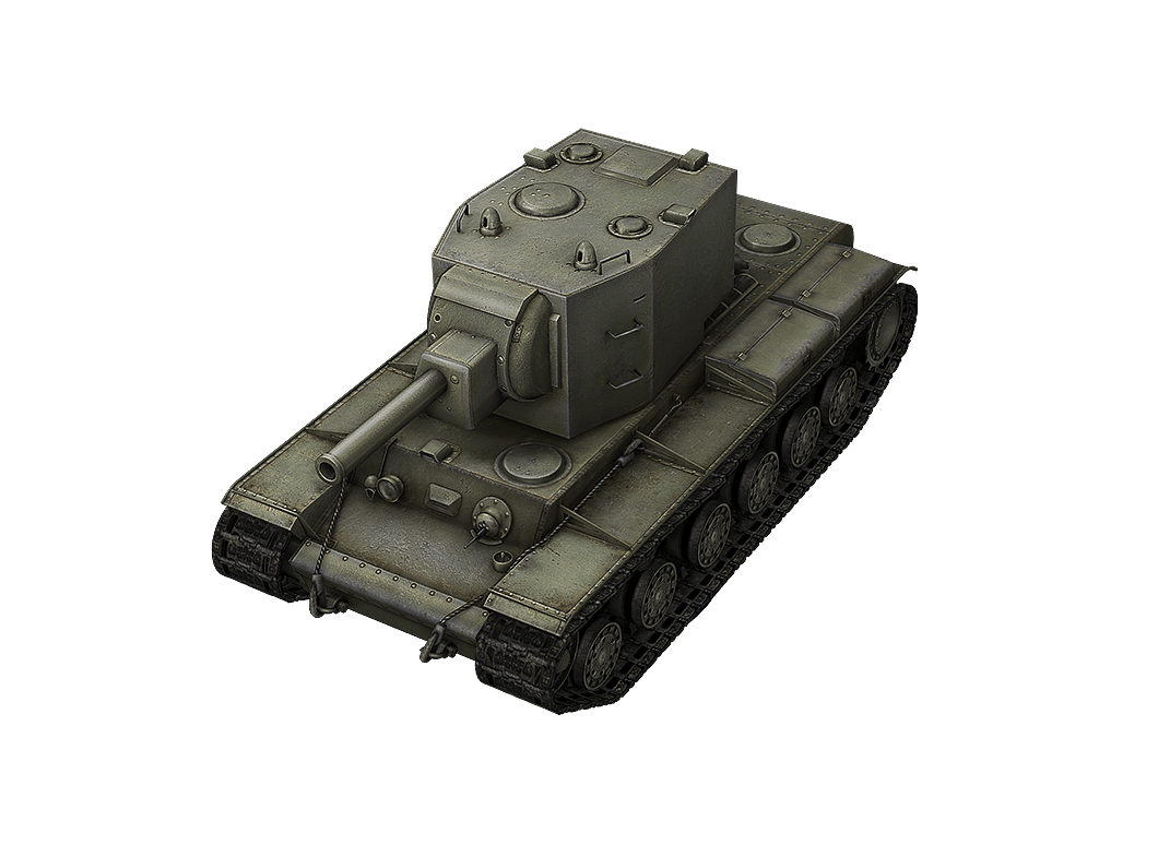 KV-2 в World of Tanks Blitz